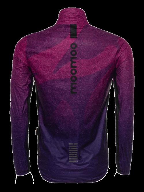 Sõiduasendit järgiv vee- ja tuulekindel eVent® kangast jakk