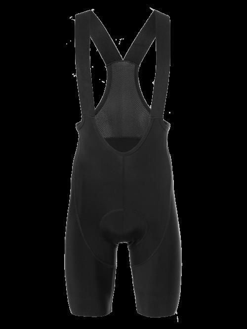 Meeste mustad aerodünaamilised ratturipüksid